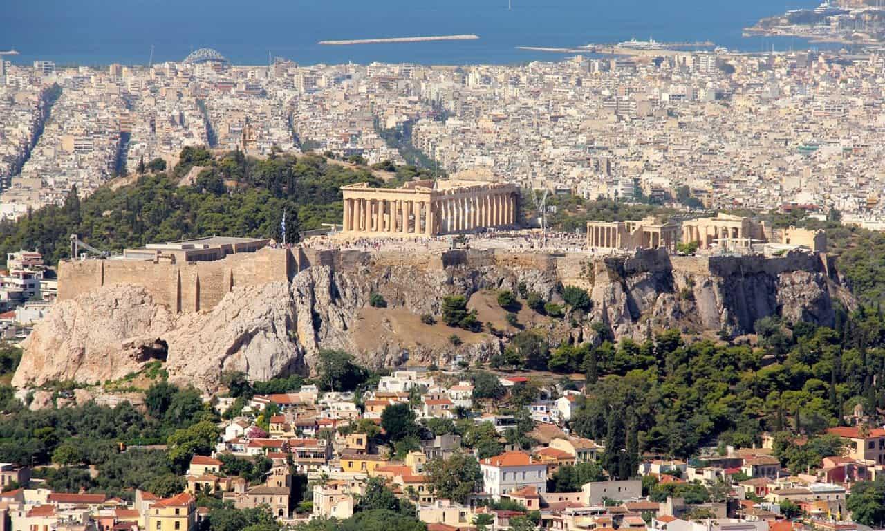 Eintrittskarten für die Akropolis und Antike Stätten in Athen